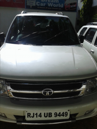 Tata Safari 4X2 GX DICOR BS IV 2012