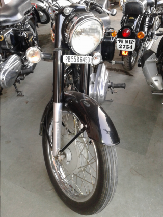 Royal Enfield Standard 350 2009