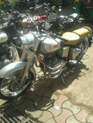 Royal Enfield Bullet Twinspark 350cc 2015