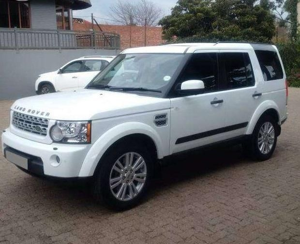 Land Rover DISCOVERY 4 3.0 V6 HSE 2014