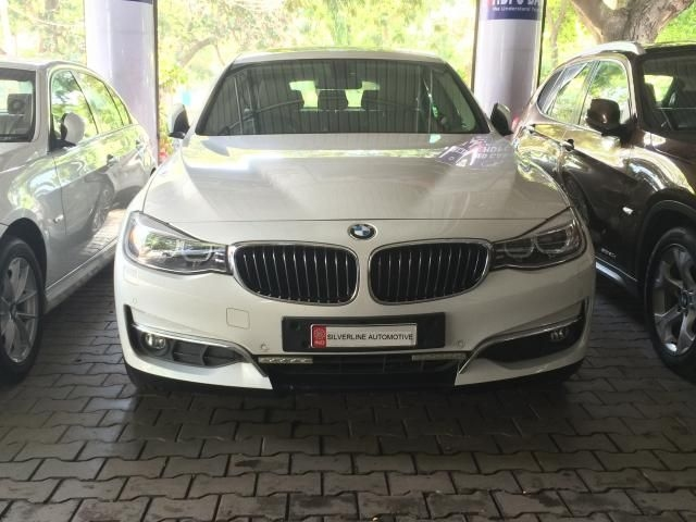 BMW 3 Series 320D GT LUXURY LINE 2014