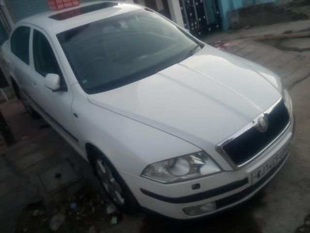 Skoda Superb Ambition AT 2008