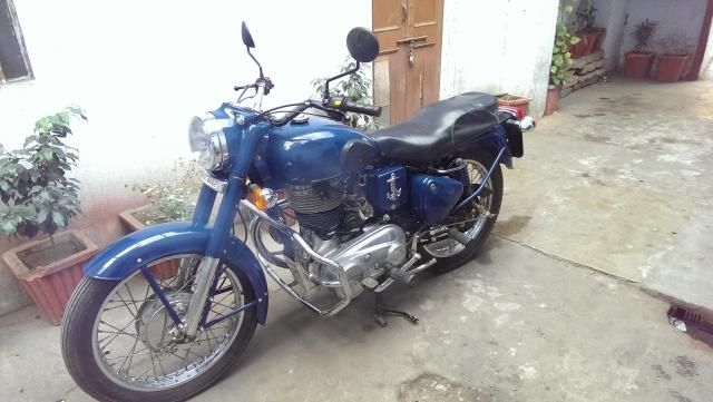 Royal Enfield Standard 350 1981