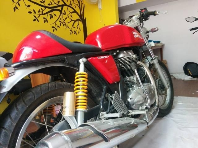 Royal Enfield Continental GT 500cc 2014
