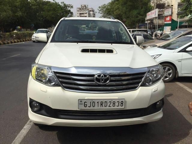Toyota Fortuner 3.0 AT 4X4 2013