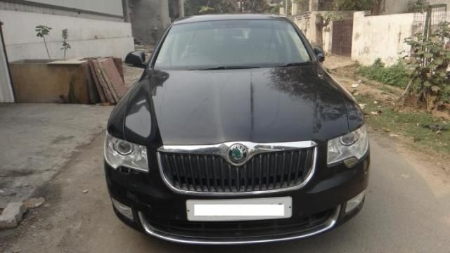 Skoda Superb AMBITION 2.0 TDI AT 2014