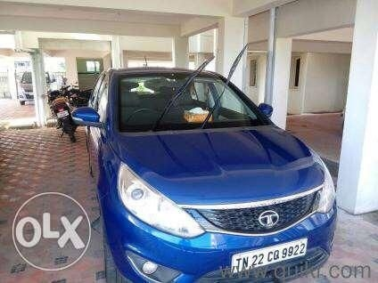 Tata Zest XM QUADRAJET 90PS 2014