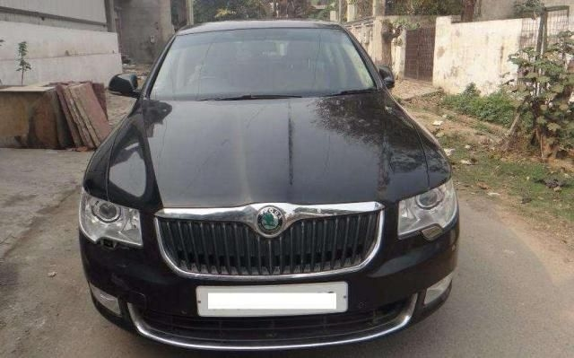 Skoda Superb 2.5 TDI 2009