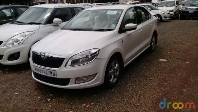 Skoda Rapid ACTIVE 1.6 TDI MT 2013