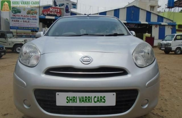 Nissan Micra dci 2011