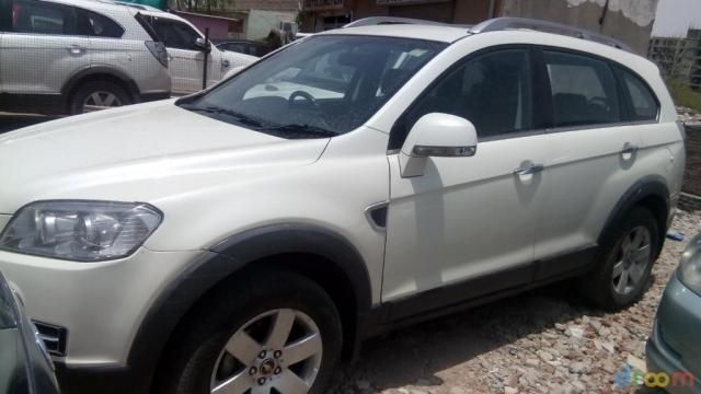 Chevrolet Captiva LTZ 2.2 AT 4WD 2011