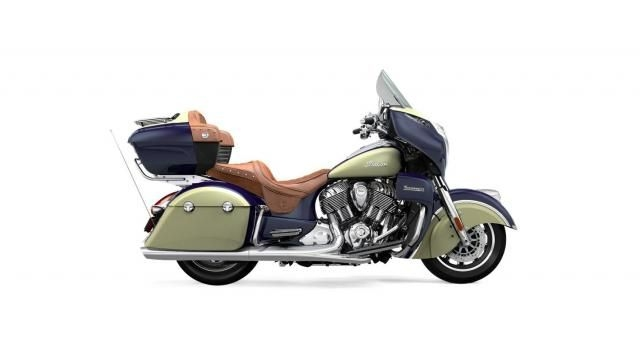 Indian Roadmaster 1811cc 2016