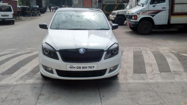 Skoda Rapid 1.5 TDI CR Style Plus Black Package AT 2015