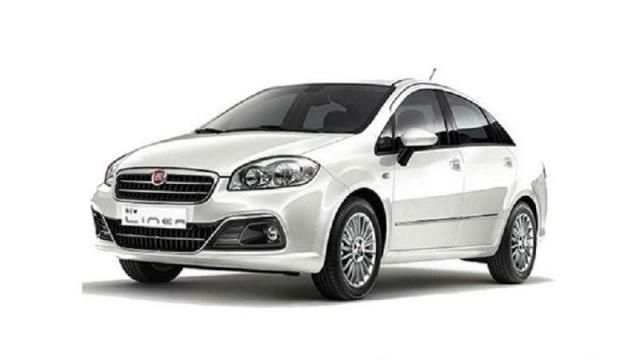 Fiat Linea Emotion Multijet 1.3 2017