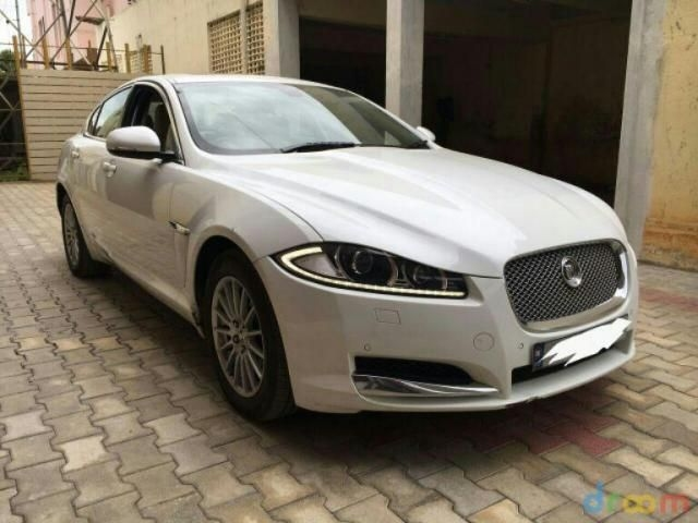 Jaguar XF 2.2 Luxury 2013