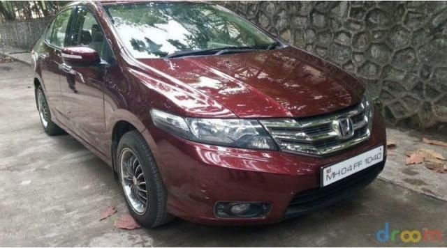 Honda City 1.5 V AT 2012
