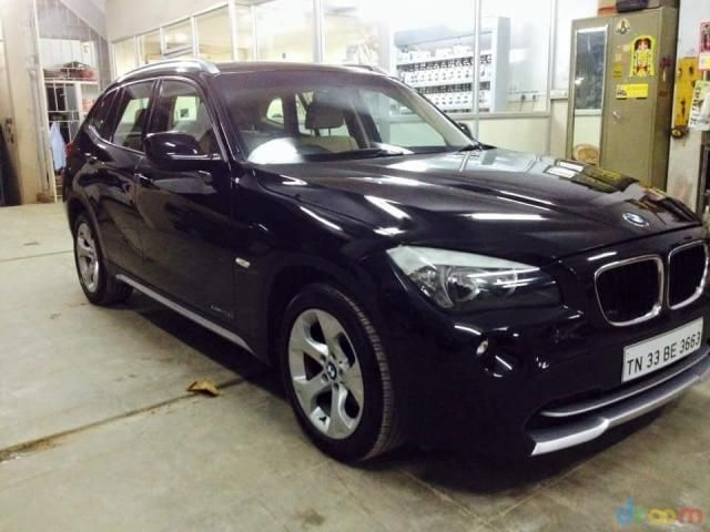 BMW X1 sDrive 20d 2012