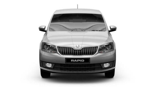 Skoda Rapid 1.5 TDI AMBITION MT 2016