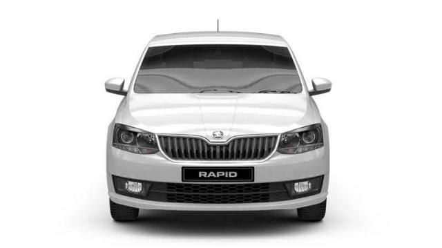 Skoda Rapid 1.6 MPI STYLE AT 2016
