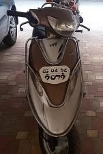 TVS Scooty Pep Plus 100 cc 2008