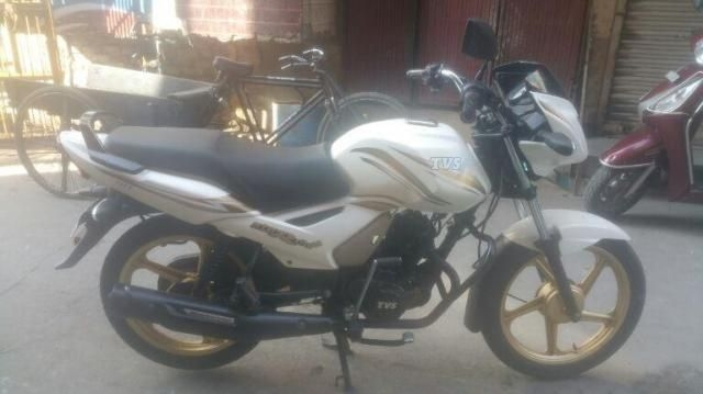 TVS Star City Plus 110cc 2015