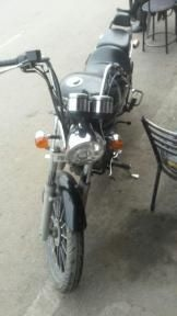Royal Enfield Thunderbird 350cc 2013