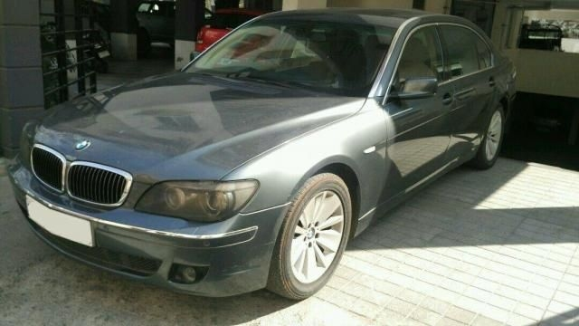 BMW 7 Series 730 LD 2007