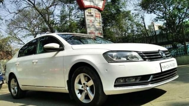 Volkswagen Passat HIGHLINE MT 2011
