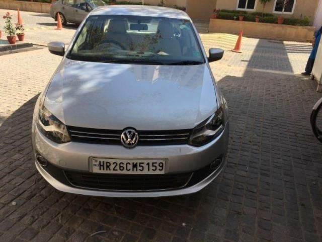 Volkswagen Vento 1.2 TSI Highline AT 2016