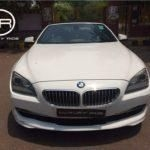BMW 6 Series 650 I CONVERTIBLE 2012