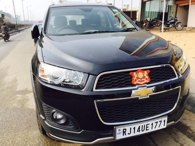 Chevrolet Captiva 2.2 AT AWD 2015