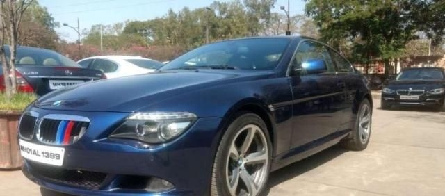 BMW 6 Series 650 I CONVERTIBLE 2009