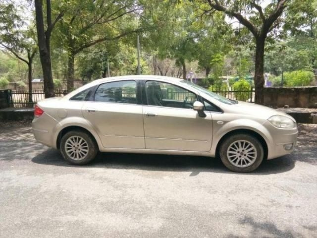 Fiat Linea Emotion 2009