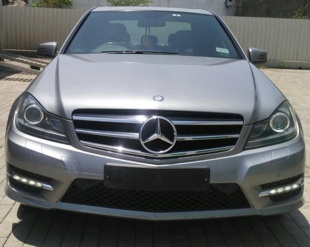Mercedes-Benz C-Class C 220 CDI SPORTS 2014