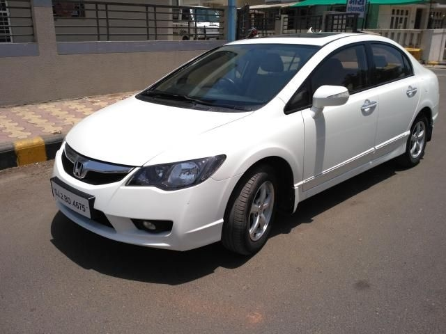 Honda Civic 1.8V MT SUN ROOF 2012