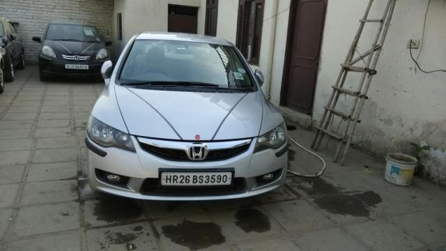 Honda Civic 1.8V MT 2012