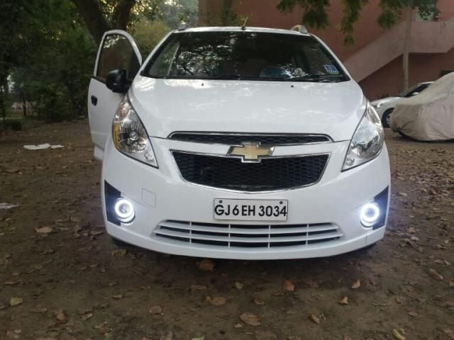 Chevrolet Beat LS 2011