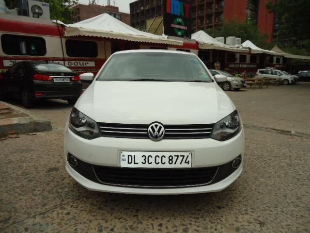 Volkswagen Vento 1.2 TSI Highline  AT 2015