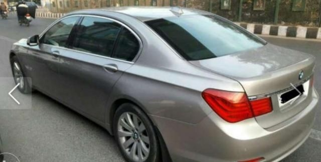 BMW 7 Series 730Ld 2009