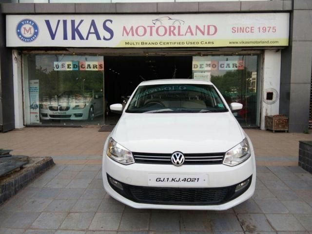 Volkswagen Polo Highline 1.2L (D) 2011