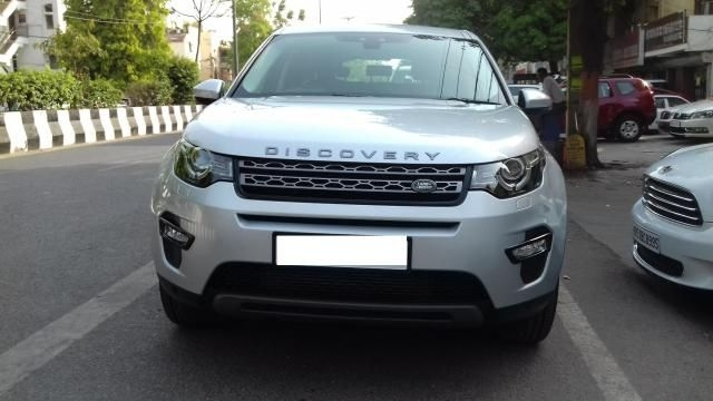 Land Rover Discovery SE 2015