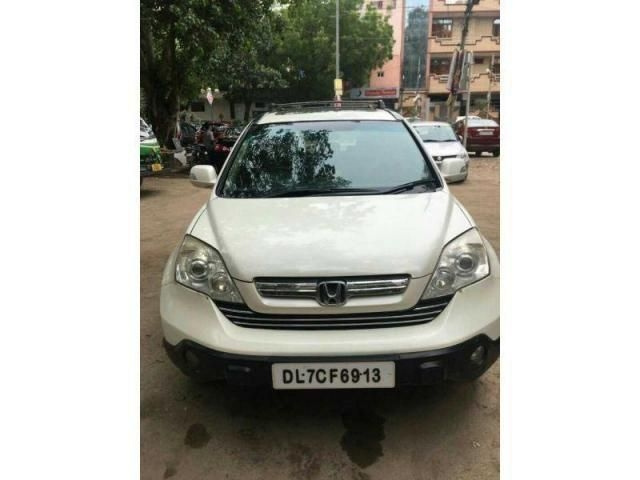 Honda CR-V 2.4 MT 2009