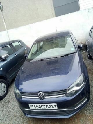 Volkswagen Polo 1.5 TDI Highline 2014