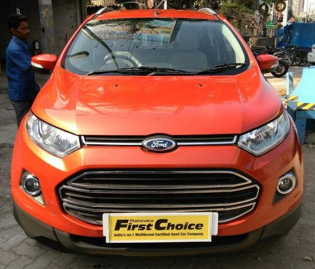 Ford Ecosport 1.5 Ti VCT AT Titanium 2015