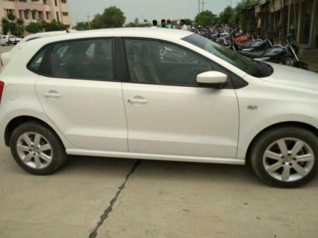 Volkswagen Polo 1.2 CR HIGHLINE 2012