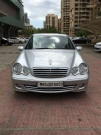 Mercedes-Benz C-Class 200 K ELEGANCE AT 2007