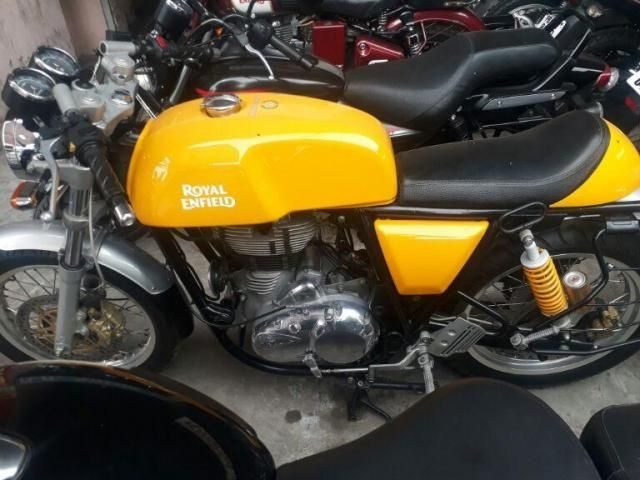 Royal Enfield Continental GT 535cc 2014