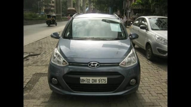 Hyundai Grand i10 ASTA AT 1.2 KAPPA VTVT 2015
