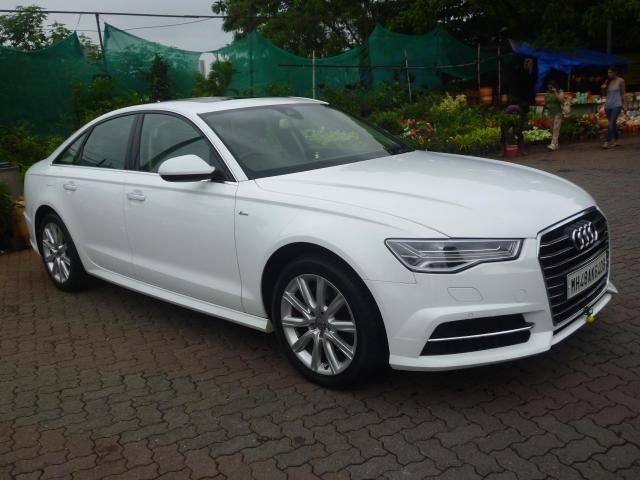 Audi A6 35 TDI Matrix 2016