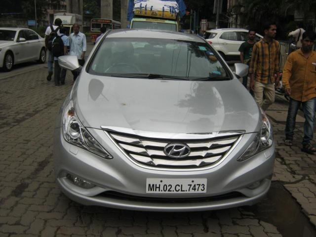 Hyundai Sonata 2.4 GDi AT 2012